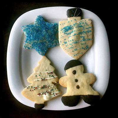 Sweetly in St. Louis menu by Rachel Katzman shortbread cookies