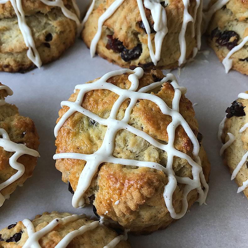Sweetly in St. Louis by Rachel Katzman breads scones