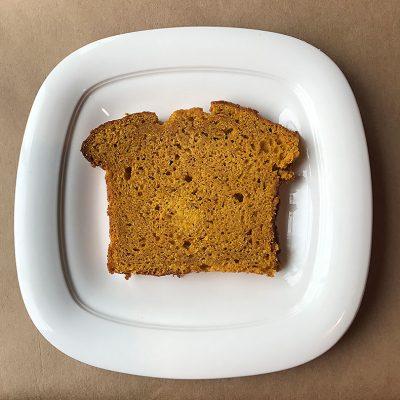Sweetly in St. Louis by Rachel Katzman pumpkin bread
