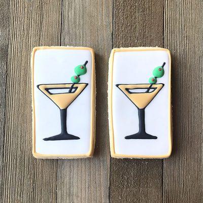 Sweetly in St. Louis by Rachel Katzman custom cookies